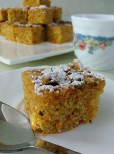 Carrot Cake - Egg Less