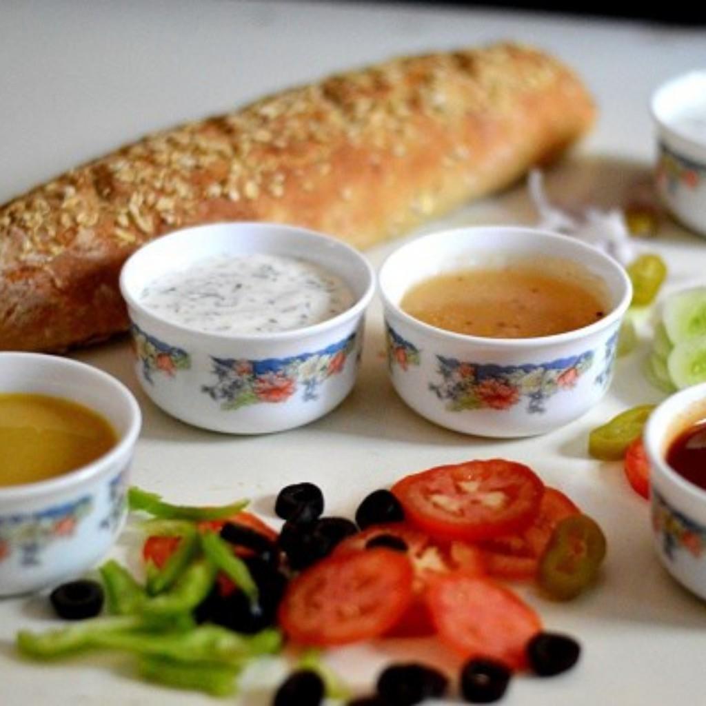 Как сделать соус для сабвея