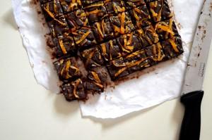 Easy Fudge - Chocolate Orange flavor