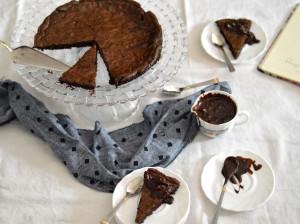 Chocolate Cake - Gluten free flour
