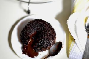 Lava Cake - Quick Dessert