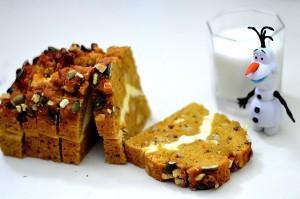 Christmas Recipe : Pumpkin Bread