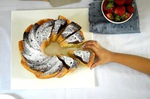 Super Moist Bundt Cake