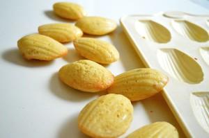French recipe - Easy Madeleine Cakes