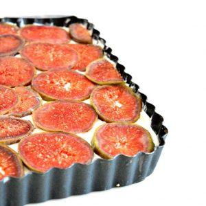 Fresh Fig No bake Cheese Cake