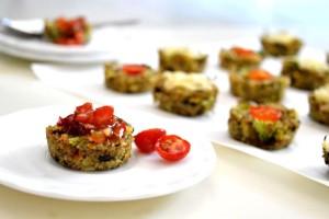 Quinoa Appetizers - Recipe