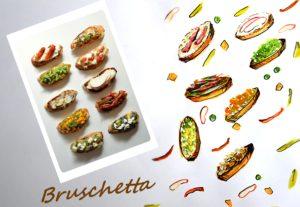 10 Quick Vegetarian Bruschetta Topping Ideas