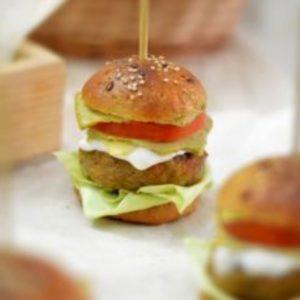 Read more about the article Multigrain mini burger buns