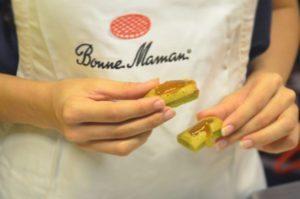 Bonne Maman with Le15 baking workshop