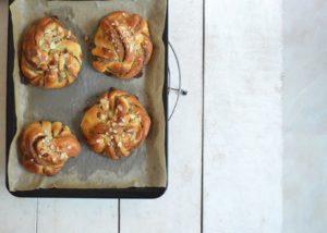 Cinnamon buns - Kanelbullar