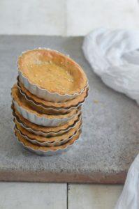 Tomato Cream Cheese Tart