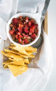 Five Easy Strawberry Desserts