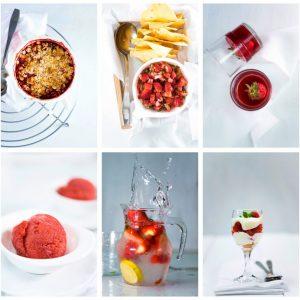 Five Easy Strawberry dessert Recipes
