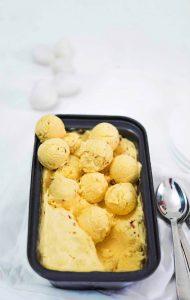 Thandai Ice-cream food styling