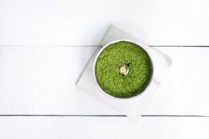 Red Poha Healthy Breakfast Bowl