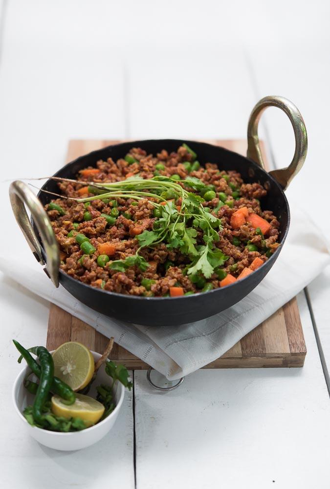 Red Rice Tawa Pulao