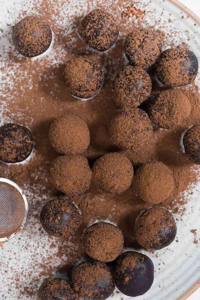 Coffee Truffles