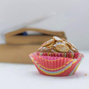 Gluten-free Almond Muffins