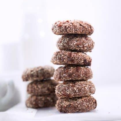 Ragi Jaggery Cookies
