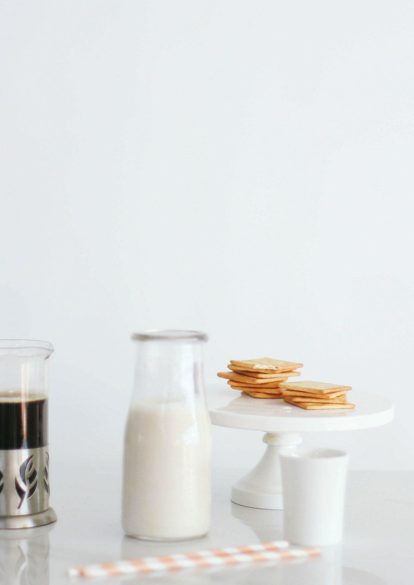 Vegan Baking Substitutes - Milk