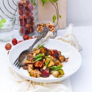 Kung-Pao Sweet Potato Recipe