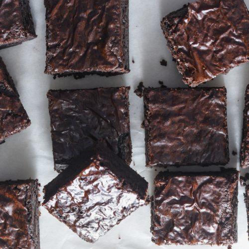 Most Incredible Chocolate Brownies